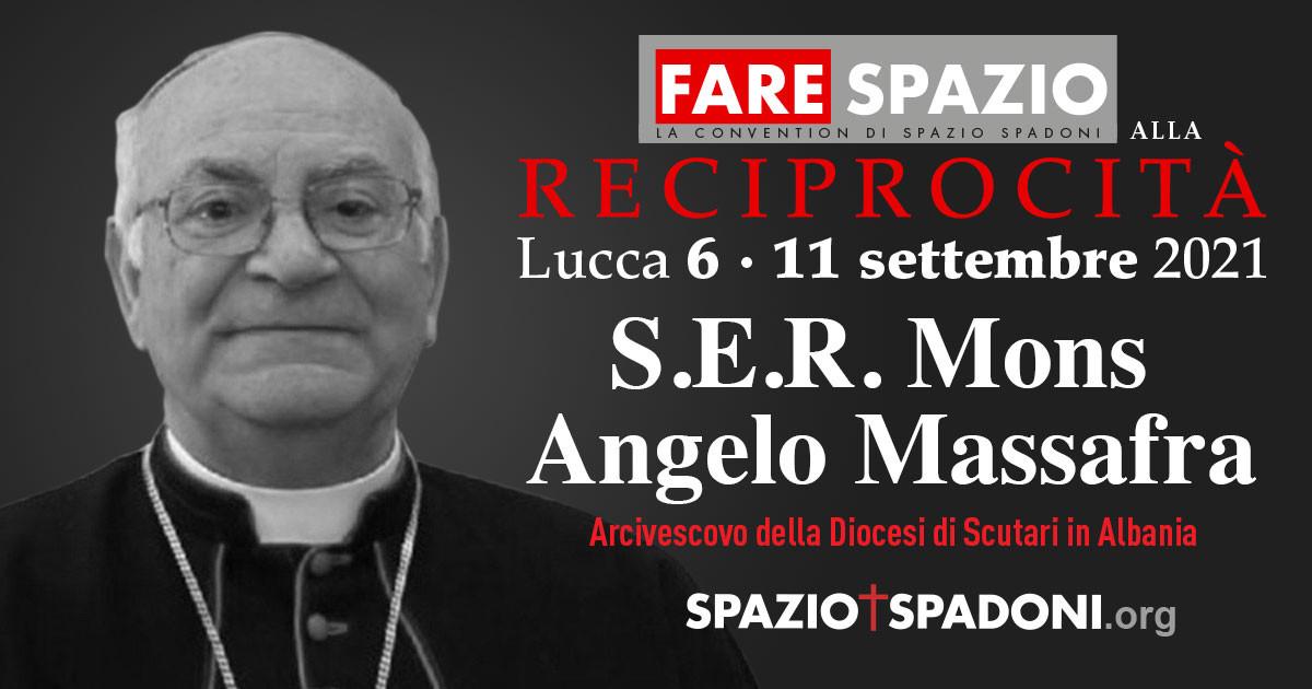 Angelo Massafra Fare Spazio alla Reciprocità