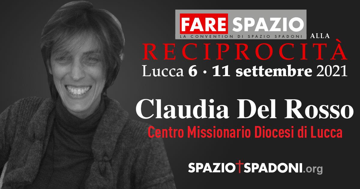 Claudia Del Rosso Fare Spazio alla Reciprocità