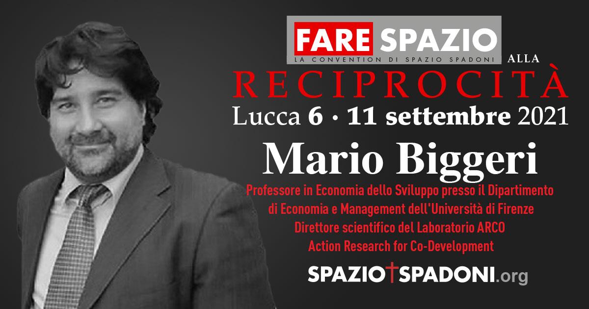 Mario Biggeri Fare Spazio alla Reciprocità