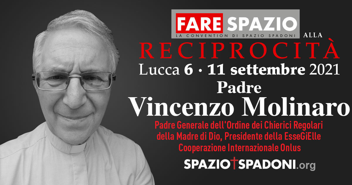 Vincenzo Molinaro Fare Spazio alla Reciprocità