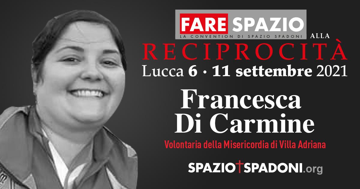 Francesca di Carmine Fare Spazio alla Reciprocità