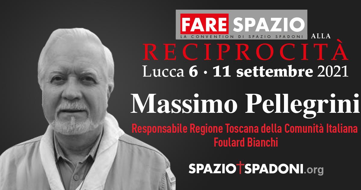 Massimo Pellegrini Fare Spazio alla Reciprocità