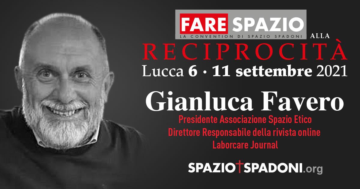 Gianluca Favero Fare Spazio alla Reciprocità