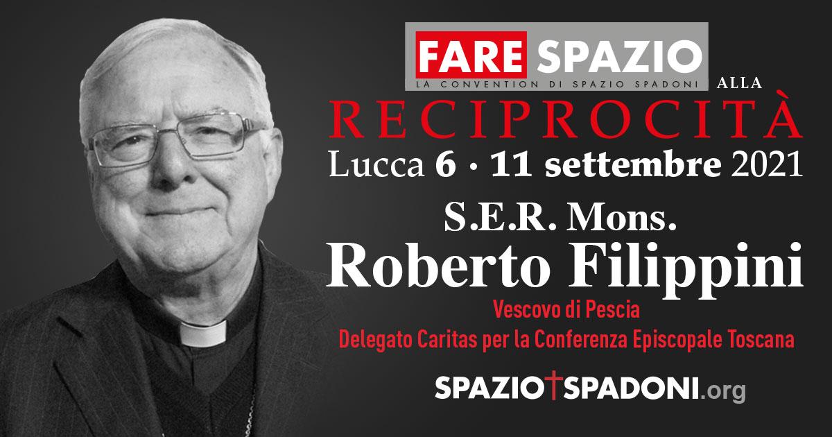 Roberto Filippini Fare Spazio alla Reciprocità